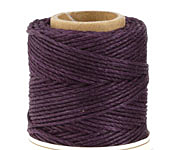 Plum Hemp Twine 20 lb, 205 ft