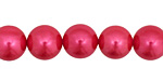 Dragonfruit Shell Pearl Round 12mm