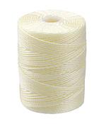 C-Lon Vanilla (.5mm) Bead Cord