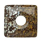 Brazilian Opal Square Donut 40mm