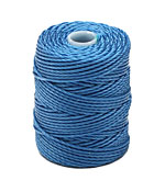 C-Lon Caribbean Blue Tex 400 (1mm) Bead Cord