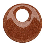 Goldstone Off Center Donut 45mm