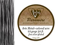 Vintaj Arte Metal Parawire 22 gauge, 30 feet