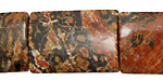 Leopardskin Jasper Thin Pillow 30x20mm