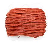 Light Rust Irish Waxed Linen 12 ply