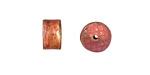 Patricia Healey Copper Small Ridged Barrel 6x10mm