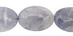 Iolite Flat Oval 25x18mm