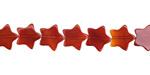 Carnelian Star 8mm
