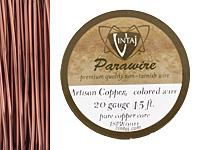 Vintaj Artisan Copper Parawire 20 gauge, 45 feet