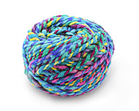 Mermaid Worsted Weight Twisted Silk Yarn