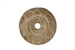 Fossil Jasper Donut 25mm