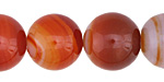 Carnelian (natural) Round 18mm