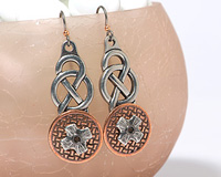TierraCast Celtic Connection Earring Kit
