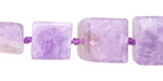 Amethyst Graduated Tumbled Cube 7-16mm