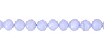 Chalcedony Faceted Round 5.5-6mm