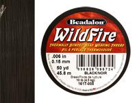 "WildFire Black .006"" Thread"