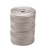 C-Lon Silver (.5mm) Bead Cord