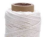 White Hemp Twine 20 lb, 205 ft