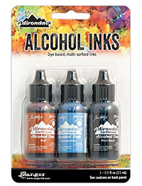 Adirondack Miner's Lantern Alcohol Ink Kit