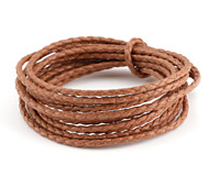 Saddle Braided Cotton Bolo Cord 2mm