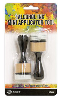 Adirondack Alcohol Ink Mini Applicator Tool