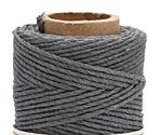 Gray Hemp Twine 20 lb, 205 ft
