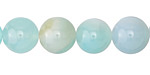 Sea Green Agate Round 12mm