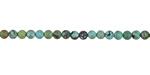 Hubei Turquoise Round 3mm