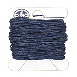 Royal Blue Irish Waxed Linen 4 ply