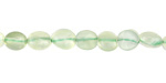 Prehnite Polished Pebble 5-11x5-7mm