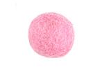 Rose Pink Felt Round 20mm