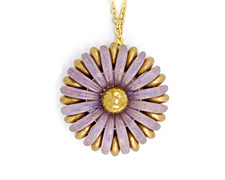 Chrysanthemum Pendant Pattern for CzechMates