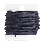 Navy Blue Irish Waxed Linen 7 ply
