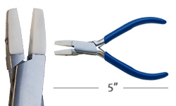 Tapered Nylon Jaw Pliers