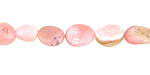 Pink Opal Tumbled Nugget 5-10mm