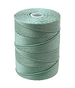 C-Lon Sage Fine Weight (.4mm) Bead Cord