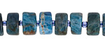 Pacific Blue Apatite Wheel 5-7x10-11mm
