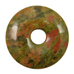 Unakite Donut 45mm
