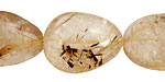 Rutilated Quartz Tumbled Nugget 22-28x17-28mm