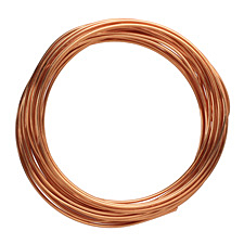 Parawire Non-Tarnish Copper 16 Gauge, 5 Yards