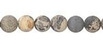 Artistic Stone (matte) Round 8mm