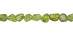 Peridot Tumbled Nugget 4-8mm