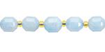 Aquamarine (AA) Energy Tube 8x7mm
