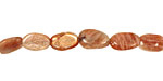 Sunstone Tumbled Nugget 9-12x5-6mm