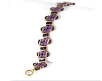 Rhombus Bracelet Pattern