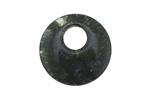 Moss Agate Off Center Donut 25mm