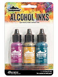 Adirondack Nature Walk Alcohol Ink Kit