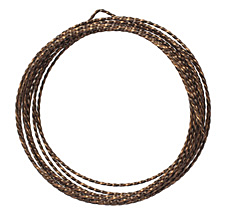 Parawire Vintage Bronze Twisted 18 Gauge, 8 Feet