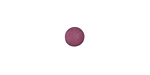 Matte Ruby Resin Round Cabochon 6.5mm