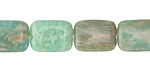 Brazil Amazonite Pillow 14x10mm